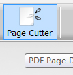 PDF Sayfa Kesici