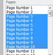 PDF Sayfalarını Seç