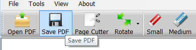 Delete Text from a PDF Tutorial Image